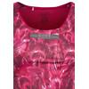 GORE RUNNING WEAR AIR PRINT Koszulka do biegania bez rękawów Kobiety różowy